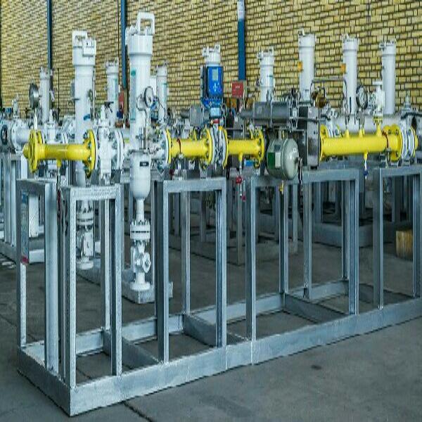 ساخت،نصب و راه اندازی ایستگاههای گاز